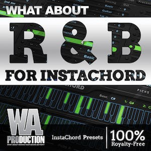 R&B For InstaChord